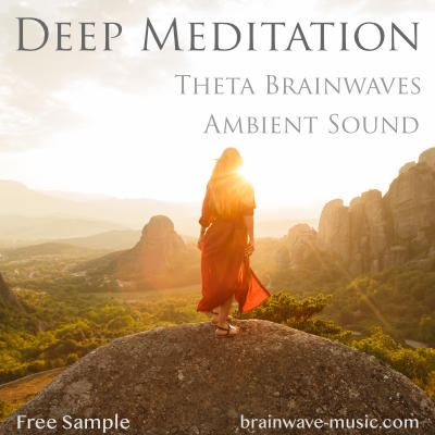 Theta Brainwave Deep Meditation - Ambient